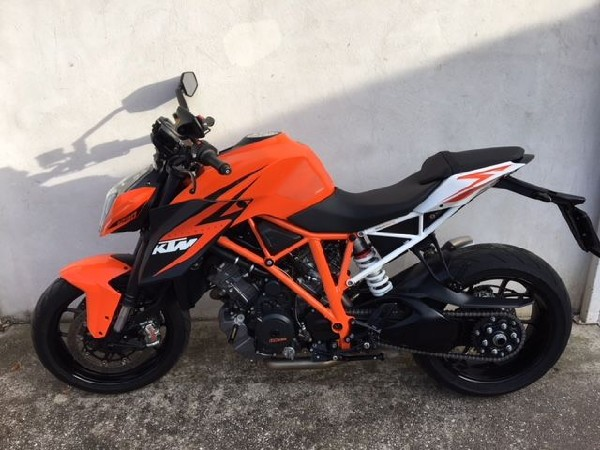 KTM 1290 Super Duke R ABS (2014 - 16)